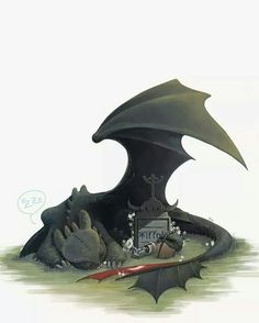 toothless the dragon Httyd Dragons, Dreamworks Dragons, Dreamworks Animation, Httyd 3, Disney Pixar, Disney And Dreamworks, Disney Art, Film Anime, Hiccup And Toothless