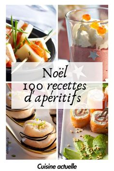 100 aperitif recipes for Christmas - Buffets - [post_tags Noel Fisher, Noel Gallagher, Tapas, Christmas Buffet, Noel Christmas, Parfait, Holiday Desserts, Christmas Recipes, Expensive Taste