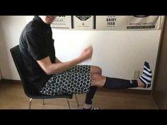 リハビリって自分でできるの?膝痛解消・予防①札幌 - YouTube