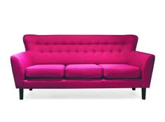 Soffa Laura finns som 3-sits, 2,5 och 2 sits soffa med god komfort. Laura finns i många tyger och färger