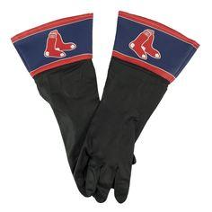 Boston Red Sox MLB Dish Gloves