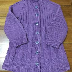 Best 12 Lavanda Knitting pattern by Elena Nodel Love Knitting, Baby Cardigan Knitting Pattern, Knitting For Kids, Vintage Knitting, Baby Knitting Patterns, Baby Scarf, Christmas Knitting Patterns, Dress Gloves, Yarn Brands
