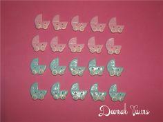 Deemak Twins: Baby buttons