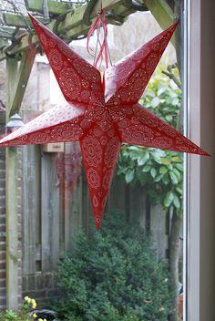 hema star by dutch blue, via Flickr
