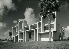 Milam Residence _ Paul Rudolph