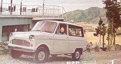Mazda B360 - 1961 1960s Cars, Retro Cars, Kei Car, Old Vintage Cars, Japanese Cars, Small Cars, Car Humor, Mazda, Transportation