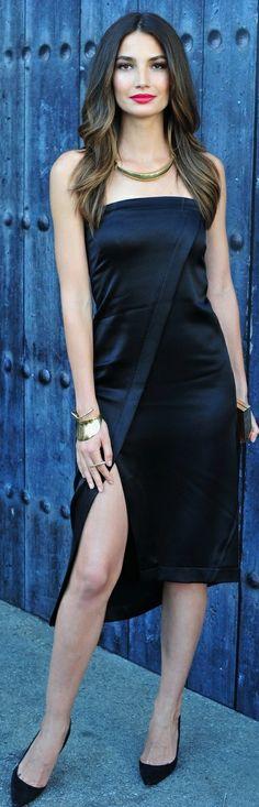 Lily Aldridge In 10 Crosby Derek Lam – Spike TV's 'Guys Choice 2014′ 07/06