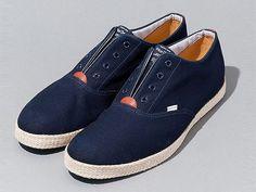 Deluxe (Japan) Montauk Laceless Espadrille Shoes