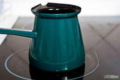 como fazer um café árabe