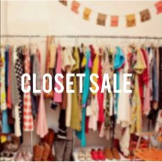All items on sale! All reasonable offers accepted! Making room for new spring items! Other