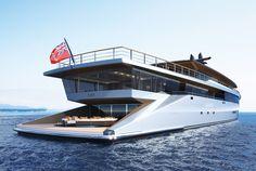 Resultado de imagem para yacht architects