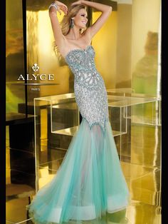 Teen Pageant Claudine Prom Mermaid Dress 2213|DressProm.net
