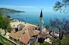 Bałkany, Bałczik - rezydencja królowej