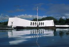Pearl Harbor ~ Oahu, Hi