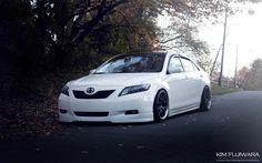 Camry 2009 : Mine would be turned to this look soon!!