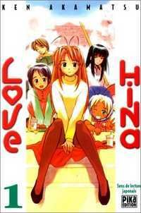 Love Hina - typical harem manga. I thought the beginning was great but it tended to drag on to the end. Finally finished it, phew.  Read it if you enjoy harem manga, otherwise, skip this one.