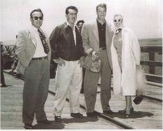 20/07/1953 Puerto Peñasco Marilyn et Joe - Divine Marilyn Monroe