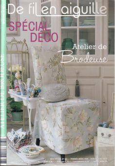 Gallery.ru / Фото #1 - DFEA 60 Special Atelier de Brodeuse 2008.pdf - Olechka54