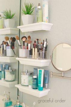 #interiordesign #bathroomideas #SmallBathrooms #bathroomdecor