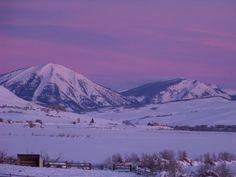 Gunnison, Colorado.