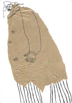 sketches -by Anna Lukyanova on Behance Fashion Sketchbook, Art Sketchbook, Fashion Sketches, Paper Collage Art, Collage Art Mixed Media, Collage Illustration, Fashion Portfolio, Art Club, Art Plastique