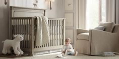RH Baby & Child's Boy Nursery Collections:Shop baby cribs at Restoration Hardware Baby & Child. All cribs convert to toddler beds and are JPMA-certified to comply with the most rigorous safety standards.