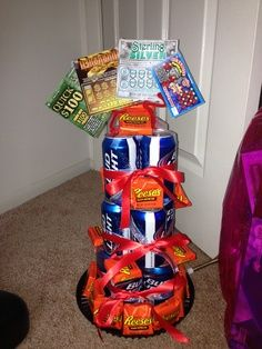 Boyfriend Gift Basket