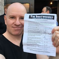 """#Ottawa @pattybolands #singles @meetup Thurs June 16: As an ice breaker there was a list of categories to find a person who fit each category. With the help of a few women I filled my sheet. Such as """"Name 3 members of Duran Duran."""" But my sheet didn't win the draw for a $20 gift certificate to @pattybolands. So I had to pay for my spinach salad. Fortunately I'm independently wealthy! You hear that single ladies? Hello? What's that? There's no money in the world that could make up for my…"""