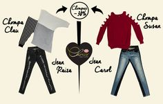 #Choice #Descuentos #LiquidaciónDeTemporada   Dos #outfits sport para un fin de semana relajado. ¿Cuál es tu preferido?