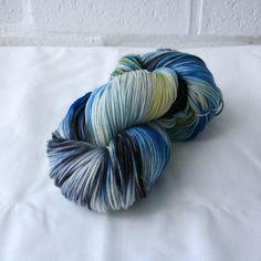 Hand dyed DK / 8ply 100% Merino - Marlin