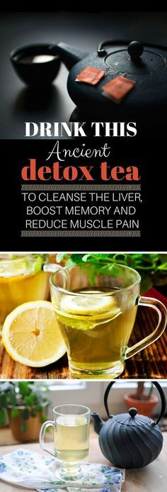 Drink This Ancient Detox Tea To Cleanse The Liver, Boost Memory and Reduce Muscle Pain - Home Remedies-There's no shortage of recipes for detoxifying teas and other beverages, but unlike many, this recipe has withstood the test of time. An Indian home remedy used to cure nausea, vomiting, and intestinal worms, it can also be used to detox the body – the ingredients have strong anti-inflammatory properties and are great for settling …