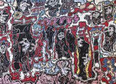 Art History News: JEAN DUBUFFET