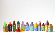 Little autumn clay houses | Flickr - Photo Sharing!