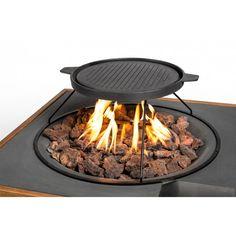 Grillplaat Cocoon Table - Voor alle vuurhaarden - DesignOnline24