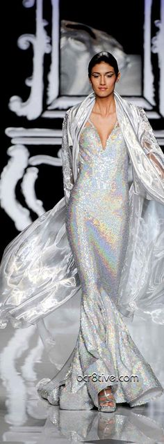 Prism Gown, Abed Mahfouz Couture - Spring-Summer 2012-2013 Collection