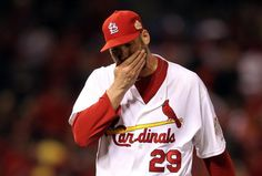 Chris Carpenter Done in 2012, Are the Cardinals Doomed?