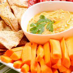 8 creative ways to use carrots (like carrot hummus!). #healthyrecipes #recipes | everydayhealth.com