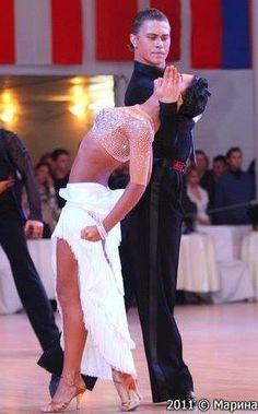 Latin dancing