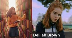 Delilah Brown | What would your Hogwarts life be like (long answers)