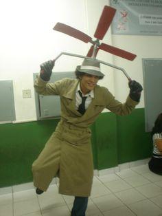 Inspector Gadget!