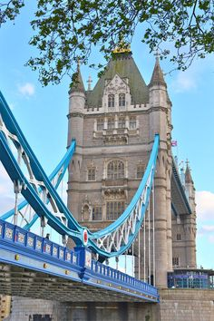 tower bridge | kelly golightly's guide to london