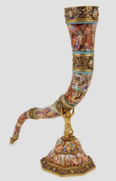 Рог изобилия Геры - символ плодородия и процветания... | Записи AЯT (Искусство) | УОЛ