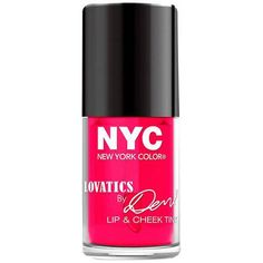 NYC New York Color Lovatics by Demi Lip & Cheek Tint, 0.26 fl oz