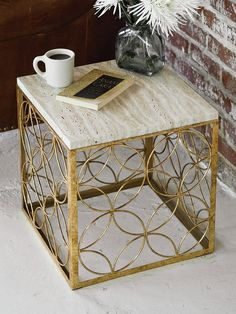 Cube Table by Regina Andrew at Gilt