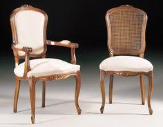 Muebles antiguos restaurados for the home pinterest for Sillas clasicas segunda mano