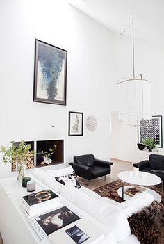 Kasja cramer's home - via Coco Lapine Design