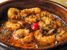 Recipe BEST EVER GARLIC PRAWNS by Anna Fitz, learn to make this recipe easily in your kitchen machine and discover other Thermomix recipes in Starters. Fish Recipes, Seafood Recipes, Indian Food Recipes, Dinner Recipes, Cooking Recipes, Healthy Recipes, Tapas Recipes, Gnocchi Recipes, Cooked Prawn Recipes