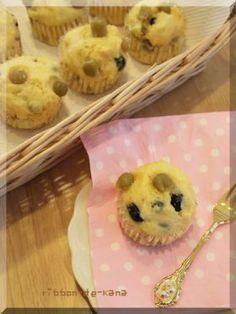 「おからとお豆の蒸しケーキ」Kana | お菓子・パンのレシピや作り方【corecle*コレクル】