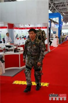 China's New Exoskeletons: Not just for Call of Duty or Tom Cruise Anymore [Exoskeletons: http://futuristicnews.com/tag/exoskeleton/ DARPA: http://futuristicnews.com/tag/darpa/ Military Technologies: http://futuristicnews.com/tag/military/]