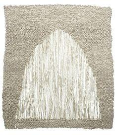 theories-of: Sheila Hicks. PORTAL (1974). 25 x 15 cm. Linen